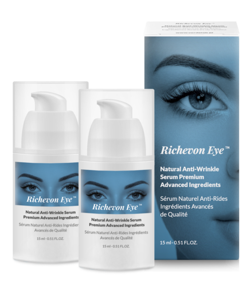 Richevon Eye - zestaw na 60 dni